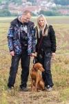 Evča a Peťa s Darbynkou